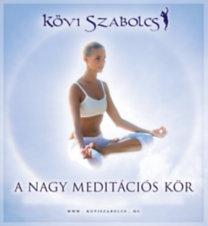 Kövi Szabolcs: A Nagy meditációs kör - 5 CD