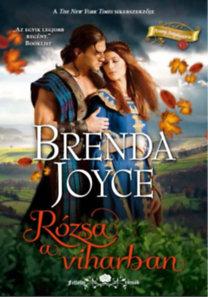Brenda Joyce: Rózsa a viharban