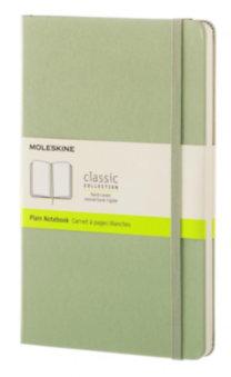 """M notesz - QP062K12 kemény fűzfa zöld """"L"""" sima"""