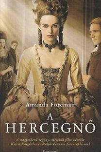 Amanda Foreman: A hercegnő