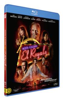 Húzós éjszaka az El Royale-ban - Blu-ray