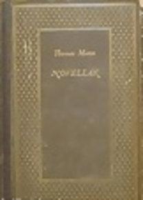 Thomas Mann: Novellák