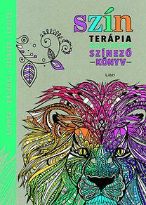 Sophie Schrey: Szín Terápia - Meditációs Színező Könyv