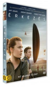 Érkezés - DVD