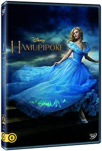 Hamupipőke (Élőszereplős) - DVD