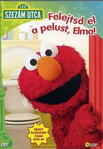 Szezám utca - Felejtsd el a pelust, Elmo!