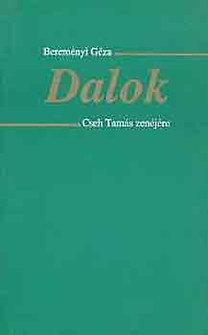 Bereményi Géza: Dalok Cseh Tamás zenéjére