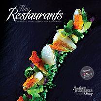 Bíró Attila: Fine Restaurants - The Budapest Business Journal's Guide Restaurants 2012