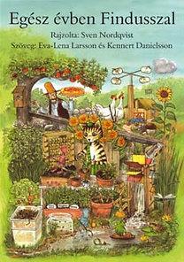 E-L. Larsson; K. Danielsson: Egész évben Findusszal