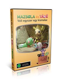 Mazsola és Tádé I-IX. - Volt egyszer egy kismalac - DVD