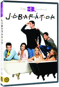 Jóbarátok 3.évad - DVD