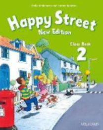 Roberts, Lorena - Maidment, Stella: Happy Street: 2 New Edition: Class Book