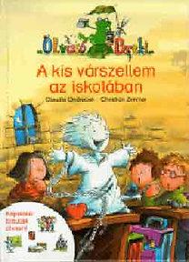 C. Ondracek; C. Zimmer: A kis várszellem az iskolában (Olvasó Breki) - 5 éves kortól - Olvasó Breki