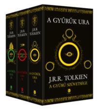 J. R. R. Tolkien: A Gyűrűk Ura I-III.