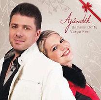 Varga Feri, Balássy Betty: Ajándék - CD