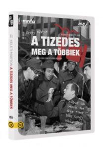 A tizedes meg a többiek - DVD