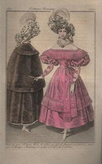 Journal des dames (Divatkép)