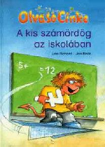 U. Richard; Jan Birck: A kis számördög az iskolában (Olvasó Cinke) - 6 éves kortól - Olvasó Cinke