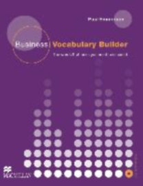 Emmerson, Paul: Business Vocabulary Builder - Intermediate to Upper-intermediate