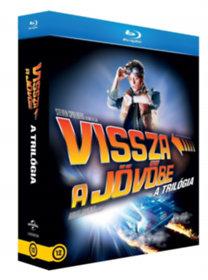 Vissza a jövőbe trilógia - Blu-ray