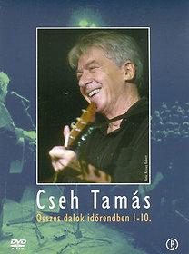 Cseh Tamás: Összes dalok időrendben 1-10. (Gyűjtődoboz)