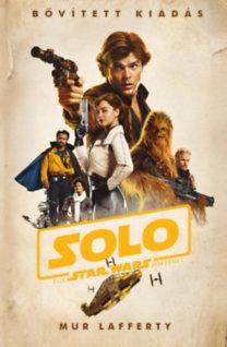 Mur Lafferty: Star Wars: Solo - Egy Star Wars történet (keménytáblás)