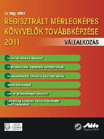 Dr. Nagy Gábor: Regisztrált mérlegképes könyvelők továbbképzése 2011