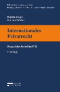 Lurger, Brigitta - Melcher, Martina: Internationales Privatrecht