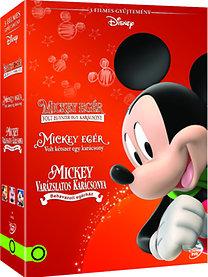 Mickey díszdoboz (2015) - DVD
