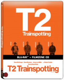 T2 Trainspotting - Blu-ray+filmzene CD (limitált, fémdobozos változat)