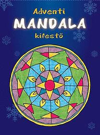Dr. Ballér Piroska (szerk.): Adventi Mandala kifestő