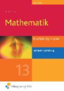 Frank, Claus-Günter - Paditz, Ludwig: Mathematik - technische Fachrichtung. Lehr- / Fachbuch. Berufliche Gymnasien. Sachsen