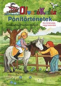Alexandra Fisher-Hunold: Olvasó Kalóz - Pónitörténetek - OlvasóKalóz