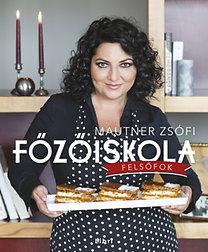 Mautner Zsófi: Főzőiskola - Felsőfok - DVD Melléklettel