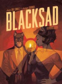 Blacksad 3. - Vérvörös lélek