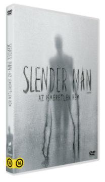Slender Man - Az ismeretlen rém - DVD