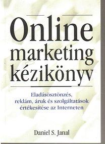 Daniel S. Janal: Online marketing kézikönyv