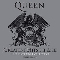Queen: The Platinum Collection - CD