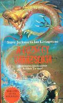 Ian Livingstone: A Tűzhegy Varázslója (Kaland Játék Kockázat)