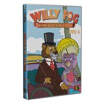 Willy Fog 80 nap alatt a föld körül 4. - DVD
