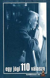 Láma Ole Nydahl: Egy jógi 110 válasza