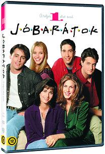 Jóbarátok - A teljes első évad - 4 DVD