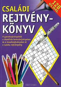 Sterczer Ödön (szerk.): Családi rejtvénykönyv