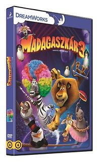 Madagaszkár 3 - DVD