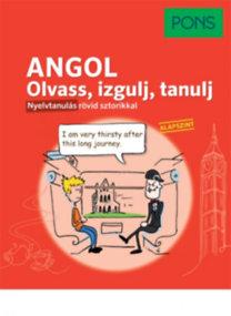Herfeld, Dorith: PONS Angol - Olvass, izgulj, tanulj - Nyelvtanulás rövid sztorikkal - Alapszint