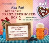 Falk, Rita: Die große Franz-Eberhofer-Box 2