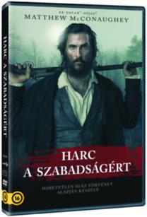 Harc a szabadságért - DVD
