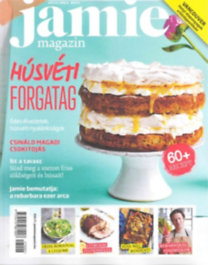 Jamie Oliver; Komlósi Dániel (Szerk.): Jamie magazin 21. - 2017/3 május