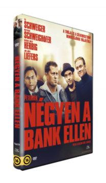 Négyen a bank ellen - DVD