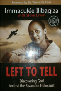 Immaculée Ilibagiza: Left to Tell